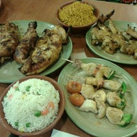 Photo taken at Nando's by Aaedy R. on 12/19/2012