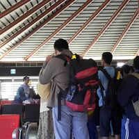 Photo taken at Gate B3 by Gunawan N. on 8/7/2014