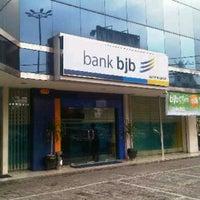 Photo taken at Bank bjb cabang hasyim ashari by Rendy P. on 12/14/2012