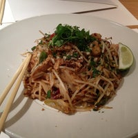 Photo taken at Wagamama by Lazy Monkey on 1/18/2013