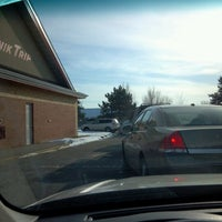 Photo taken at Kwik Trip by Brooke D. on 1/7/2013