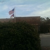 Photo taken at North Regional Library by Sonia H. on 12/21/2013
