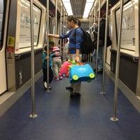 Photo taken at Terminal B by Cat H. on 12/30/2012