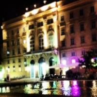 Das Foto wurde bei Café Leopold von Manuel G. am 9/18/2012 aufgenommen