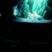 Photo taken at Galaxy Colony Square Theatres by Luiza C. on 1/8/2013