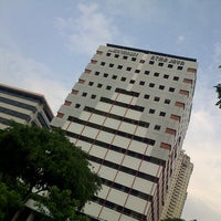 Photo taken at Universitas Katolik Indonesia Atma Jaya by Ressy T. S. on 7/21/2013