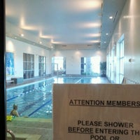 Photo taken at LA Fitness by b s. on 9/28/2012