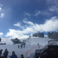 Photo taken at Tahoe Donner Ski Resort by Konstantin T. on 12/25/2015