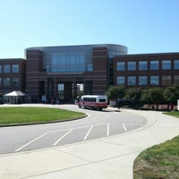 Photo taken at Engineering Building II by Alex C. on 10/13/2012