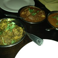 Photo taken at Akbar Cuisine of India by Ginelle C. on 10/28/2012