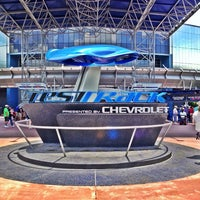 Photo taken at Test Track Presented by Chevrolet by Benjamin on 5/23/2013