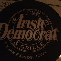 Photo taken at Irish Democrat by Cory G. on 2/1/2013