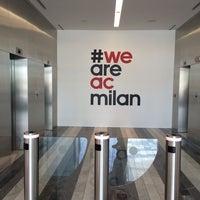 Foto scattata a Casa Milan da andrea c. il 3/13/2014