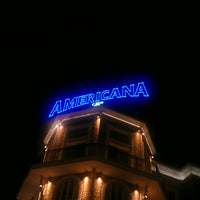 Photo taken at The Americana at Brand by Grace S. on 2/17/2013