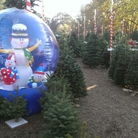 Photo taken at Clancy's Christmas Trees by Julie V. on 12/15/2013