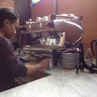 Photo taken at Manhattanville Coffee by Alex M. on 5/25/2014