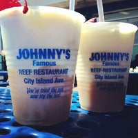 Photo taken at Johnny's Famous Reef Restaurant by Sonny S. on 4/27/2013