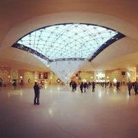 Photo taken at Carrousel du Louvre by 👣Roman F. on 1/13/2013