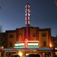 Photo taken at Tower Theatre by Daniel G. on 11/30/2015