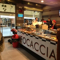 Photo taken at Panificio Bar Tossini by Roberto C. on 3/12/2013