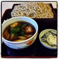 Photo taken at 筑波やぶ by SISIMARU I. on 8/2/2014