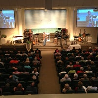 Photo taken at Unity Church of Clearwater by Russ H. on 1/27/2013
