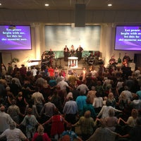 Photo taken at Unity Church of Clearwater by Russ H. on 1/13/2013