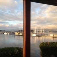 Photo taken at Lighthouse Restaurant & Lounge by Linda C. on 11/2/2012