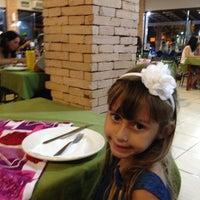 Photo taken at Grilo's Restaurante by Eziléia A. on 1/8/2014