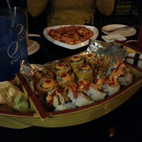 Photo taken at JoA Sushi Japanese Restaurant by Maria M. on 9/3/2014