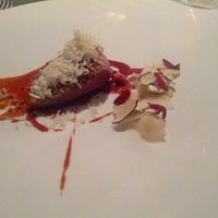 Photo taken at Osteria Francescana by Roberto C. on 5/4/2013