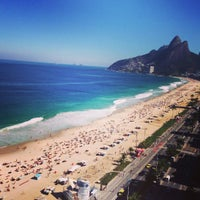 Photo taken at Sol Ipanema Hotel by Luciano R. on 6/29/2013