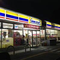 Photo taken at ミニストップ 田原神戸町店 by tawario on 12/22/2012