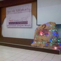 Photo taken at Fakultas Peternakan by Raden Mas A. on 1/3/2014
