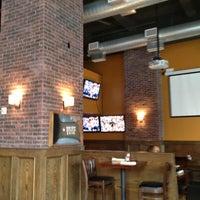 Photo taken at Hudson Station Bar & Grill by Jason W. on 7/25/2013
