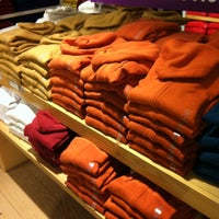 Photo taken at UNIQLO by Michael S. on 10/17/2012