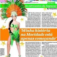 Photo taken at Jornal O Dia by Dam M. on 1/4/2016