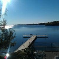 Photo taken at Ruttger's Bay Lake Lodge by Jeffrey L. on 9/23/2012
