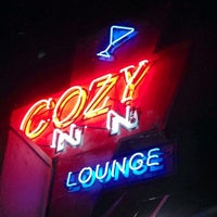 Photo taken at Cozy Inn by T.J. R. on 3/1/2014