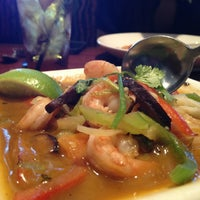 Photo taken at Elephant Bar Restaurant by Theresa T. on 1/17/2013