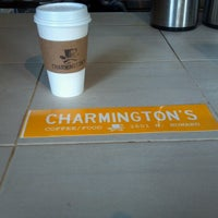 Photo taken at Charmington's by Abby B. on 10/14/2012