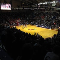 Photo taken at The Palestra by Dre M. on 11/9/2013
