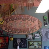 Photo taken at Grateful Bread & Freakbeat Vegetarian by Michael B. on 5/23/2014
