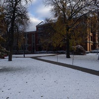 Photo taken at Arps Hall (AP) by David R. on 11/14/2013