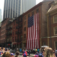 Photo taken at Fraunces Tavern Museum by Chip B. on 6/12/2015