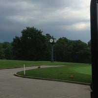 Photo taken at Druid Hills Golf Club by Victoria A. on 7/12/2013