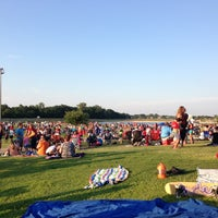 Photo taken at Andy Brown Jr Park East by Scott O. on 7/4/2013