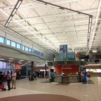 Photo taken at Saskatoon John G. Diefenbaker International Airport (YXE) by Alan B. on 6/29/2013