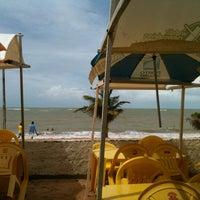 Photo taken at Golfinho Bar e Restaurante by Livia R. on 5/18/2013