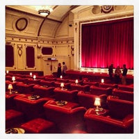 Photo taken at Electric Cinema by Pete L. on 7/1/2013
